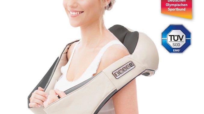 Original Donnerberg Nm089 Nackenmassagegerät Test Bestes Massagegerät