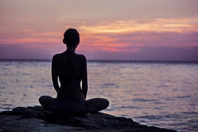 Yoga für den Nacken