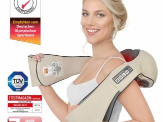 Donnerberg NM089 Original Nackenmassagegerät im Test - Nackenmassagegerät Vergleich