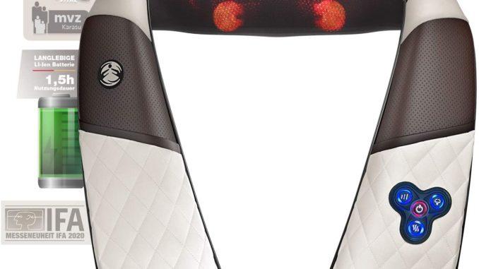 RelaxxNow RXM250 Nackenmassagegerät im Vergleich